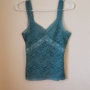 Limited Lace Tank